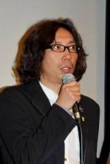国際批評家連盟賞を受賞についてコメントした行定勲監督(C)ORICON DD inc.