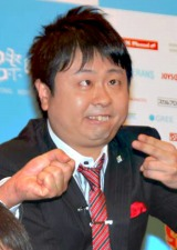 『第2回 沖縄映画祭』プログラム発表会に出席した次長課長・河本準一 (C)ORICON DD inc.