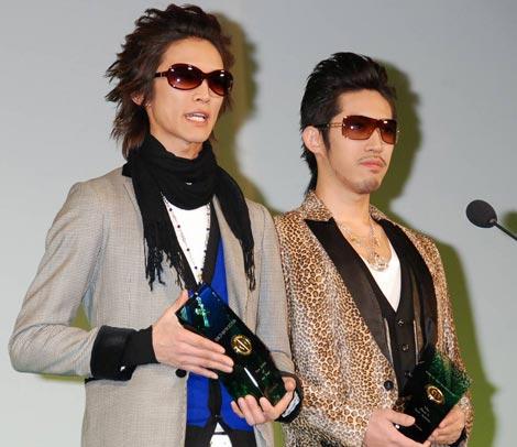 『第24回 日本ゴールドディスク大賞』ニュー・アーティスト・オブ・ザ・イヤーを受賞したHilcrhyme (C)ORICON DD inc.