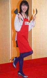 今秋のNHK朝の連続テレビ小説『てっぱん』ヒロインは18歳の瀧本美織 (C)ORICON DD inc.