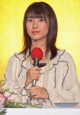 今秋のNHK朝の連続テレビ小説『てっぱん』ヒロインに決定した瀧本美織