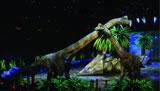 技術の最先端を用いて、生きている恐竜たちの姿を再現