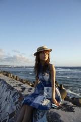 自身初の写真集『AAA 宇野実彩子フォトブック UNO』を発売した、AAAのボーカル・宇野実彩子