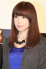 映画『時をかける少女』公開記念『時かけ映画祭』のトークショーに出席した仲里依紗 (C)ORICON DD inc.