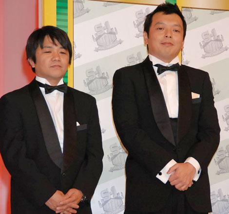 『S-1グランドチャンピオン2010』に参戦する中川家 (C)ORICON DD inc.