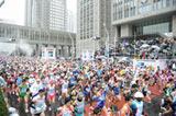 『東京マラソン2010』の模様 (C)東京マラソン