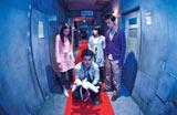 主なキャストは柳楽優弥、蓮佛美沙子、勝地涼、前田愛、水野絵梨奈、松尾スズキほか(C) ショック・ラビリンス・フィルム・コミッティ2009