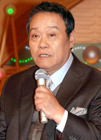 NHK新番組『こころの遺伝子』の記者会見に出席した西田敏行 (C)ORICON DD inc.