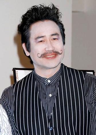 舞台『変身』の公開稽古を行った永島敏行 (C)ORICON DD inc.