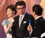 『2010 第33回 日本アカデミー賞』授賞式に出席した三浦友和 (C)ORICON DD inc.