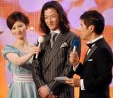 『2010 第33回 日本アカデミー賞』授賞式に出席した浅野忠信 (C)ORICON DD inc.