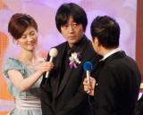 『2010 第33回 日本アカデミー賞』授賞式に出席した大森南朋 (C)ORICON DD inc.