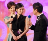 『2010 第33回 日本アカデミー賞』授賞式に出席した中谷美紀 (C)ORICON DD inc.