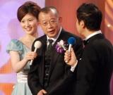 『2010 第33回 日本アカデミー賞』授賞式に出席した笑福亭鶴瓶 (C)ORICON DD inc.