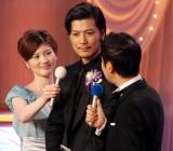 『2010 第33回 日本アカデミー賞』授賞式に出席した玉山鉄二 (C)ORICON DD inc.