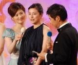 『2010 第33回 日本アカデミー賞』授賞式に出席した広末涼子 (C)ORICON DD inc.