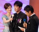 『2010 第33回 日本アカデミー賞』授賞式に出席した堺雅人 (C)ORICON DD inc.