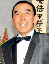 自身の『芸能生活50周年をそれとなく祝う会』で悪性腎盂腫瘍を摘出したことを明かした小野ヤスシ (C)ORICON DD inc.