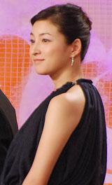 『2010 第33回 日本アカデミー賞』優秀主演女優賞を受賞した広末涼子(C)ORICON DD inc.