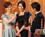 『2010 第33回 日本アカデミー賞』最優秀主演女優賞を受賞した松たか子 (C)ORICON DD inc.