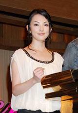 NHK人気トーク番組『トップランナー』で、5代目新MCを務める田中麗奈 (C)ORICON DD inc.