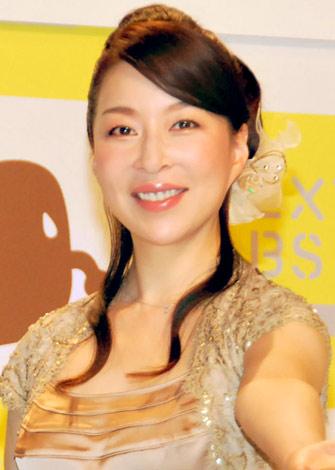 NHKの平成22年度BS番組キャスターを務める真矢みき (C)ORICON DD inc.