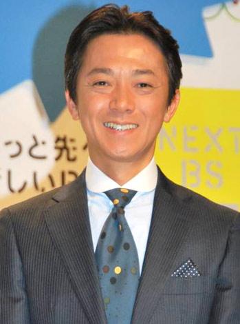 NHKの平成22年度BS番組キャスターを務める風見しんご (C)ORICON DD inc.
