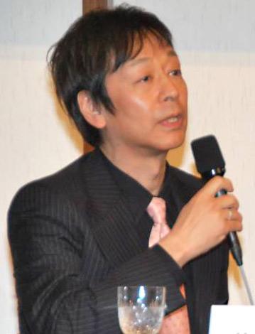 内博貴主演のミュージカル『ガイズ&ドールズ』の演出を務める菅野こうめい (C)ORICON DD inc.