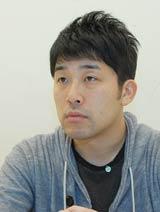 涙の訳を明かすあべこうじ (C)ORICON DD inc.