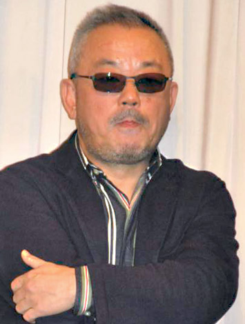 映画『ヒーローショー』完成披露舞台あいさつに登壇した井筒和幸監督 (C)ORICON DD inc.