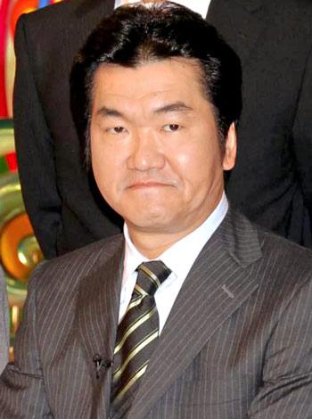 新冠番組『紳助社長のプロデュース大作戦!』への意気込みを語る島田紳助 (C)ORICON DD inc.
