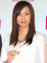 『HAIR COLORING AWARD 2010』女優部門に選ばれた戸田恵梨香 (C)ORICON DD inc.