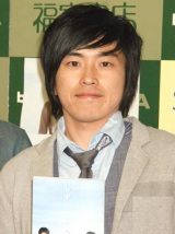 初フォトブック『しずかにながるる』の発売記念イベントを行ったしずるの村上純 (C)ORICON DD inc.