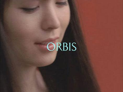 その美しい姿が話題となっているアリス=紗良・オット/オルビス新CM