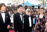 『第2回 沖縄国際映画祭』レッドカーペットの模様 (C)ORICON DD inc.
