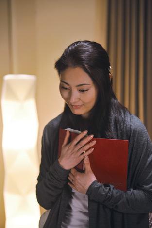 ドラマ『お母さんの最後の一日』(テレビ朝日系)で主演を務める常盤貴子