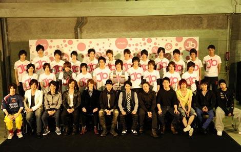 『JUNON BOY FESTIVAL 2010』には歴代のジュノンボーイたちが集結!