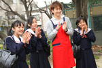 4月10日の第1話では、女生徒3人が作った「イケメンノート」が巻き起こすエピソードを放送