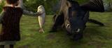 トゥース(ドラゴン)のかわいい表情が初解禁 (C) 2009 by PARAMOUNT PICTURES. All Rights Reserved.