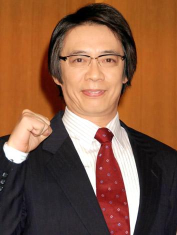 NHK総合のバラエティー『サラリーマンNEO Season5』の会見に出席した生瀬勝久 (C)ORICON DD inc.