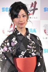 ゲーム中にキャバ嬢役で登場する斉藤支靜加