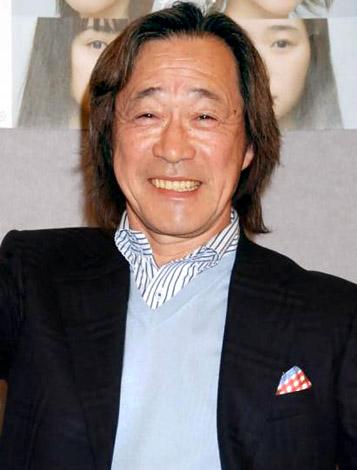 NHK大河ドラマ『龍馬伝』の会見に出席した武田鉄矢 (C)ORICON DD inc.