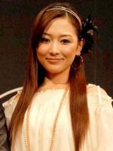 舞台『眠狂四郎 無頼控』のキャスト発表会見に出席した杏さゆり (C)ORICON DD inc.