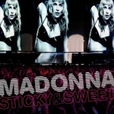 マドンナのライブアルバム『スティッキー・アンド・スウィート・ツアー CD+DVD』