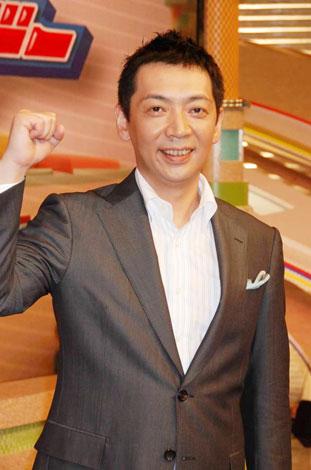 新ニュース番組『Mr.サンデー』(フジテレビ系)の会見を行った宮根誠司 (C)ORICON DD inc.