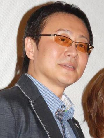 映画『第9地区』のヒット記念イベントに出席した松尾貴史 (C)ORICON DD inc.