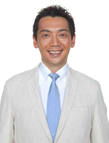 新生放送情報番組『Mr.サンデー』で滝川クリステルとともに司会を務める宮根誠司 (C)フジテレビジョン