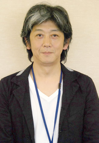 NHK大河ドラマ『龍馬伝』の美術監督を務める山口類児氏(C)ORICON DD inc.