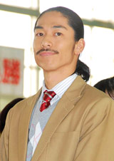 TBSドラマ『タンブリング』の制作発表に出席したEXILEのAKIRA (C)ORICON DD inc.