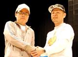 ゆでたまご(右が嶋田隆司、左が中井義則) (C)ORICON DD inc.